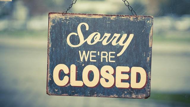 closeddown