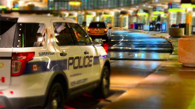 Man charged with using fraudulent COVID-19 document at Pearson Airport