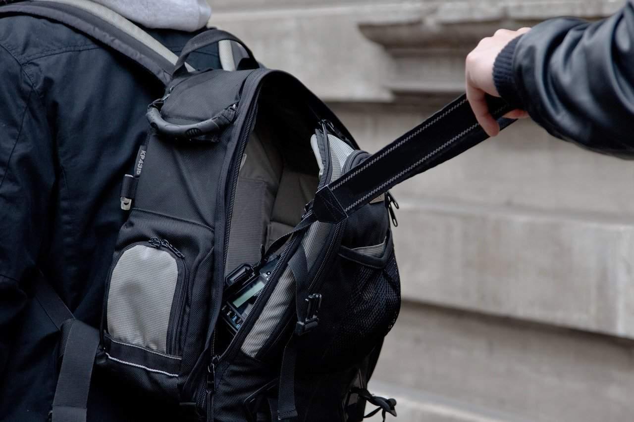 backpacktheft