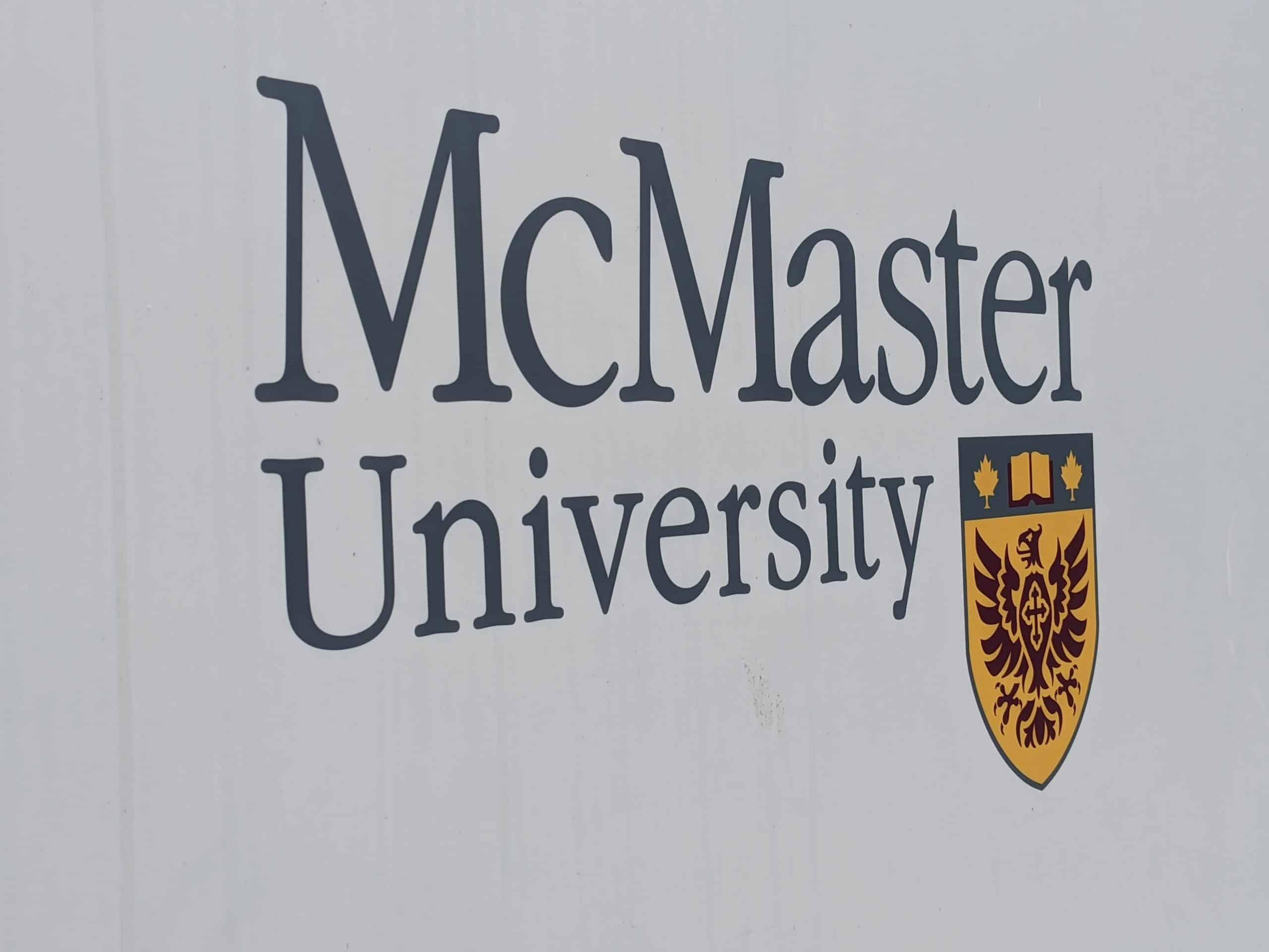 mcmaster_university_sign