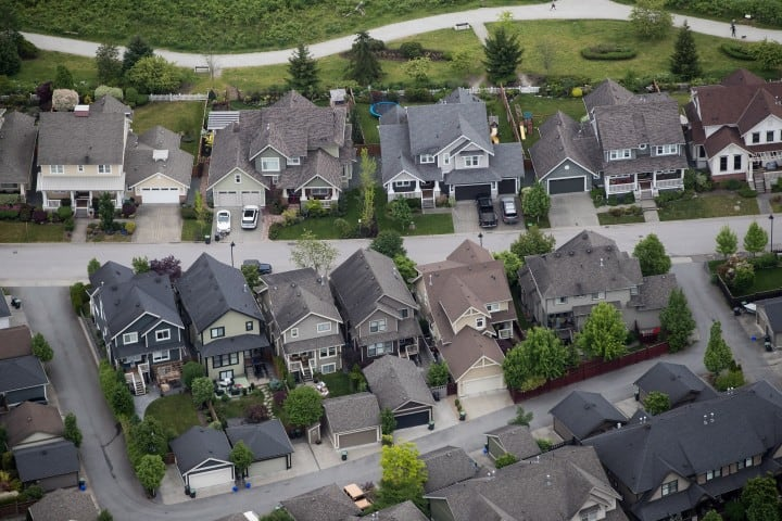 Detached homes in Mississauga now selling at record-breaking $1.5 million