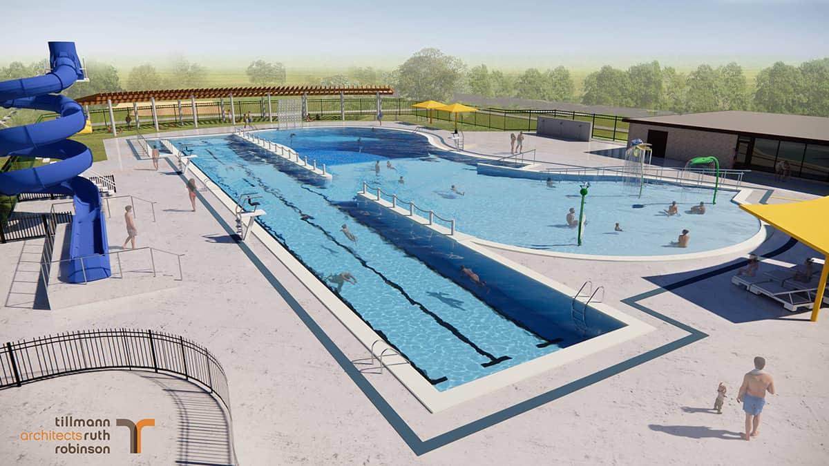 Burlington Mountainside pool revitalization to go to council