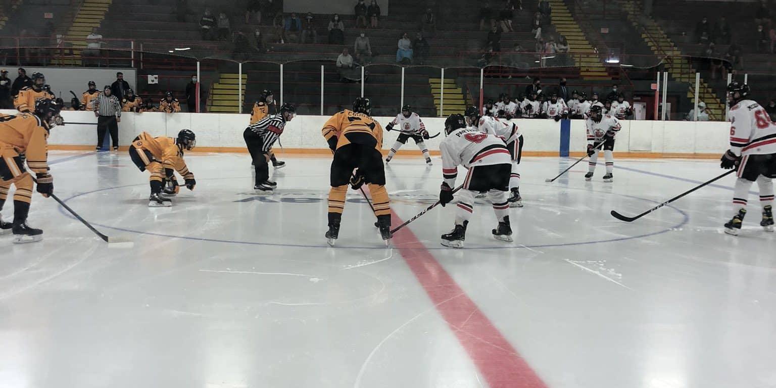 Burlington Cougars Win exhibition game