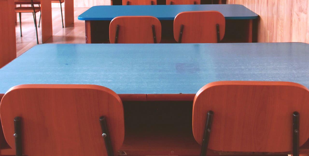 Mississauga school empty desks