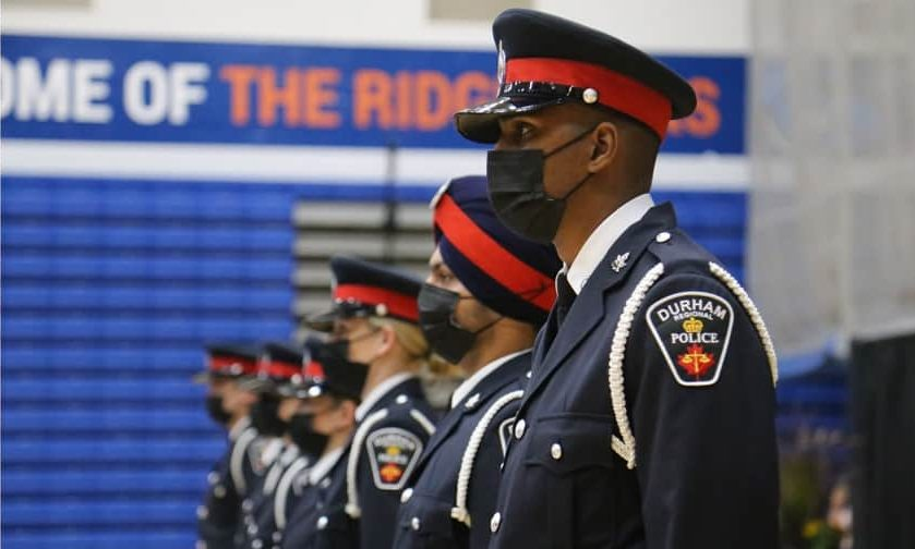 New DRPS recruits